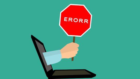 5 erros mais comuns dos corretores de imóveis