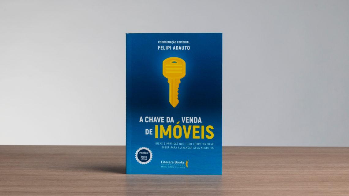 Livro: A chave da venda de Imóveis