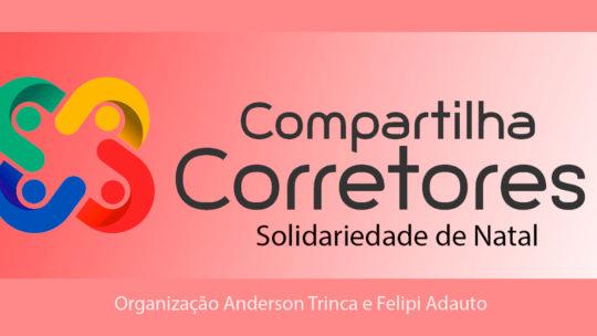 Compartilha Corretores: Solidariedade de Natal