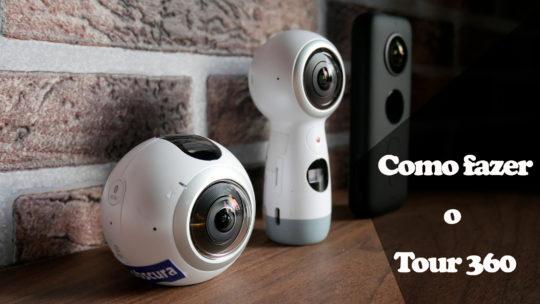 Tour Virtual 360 para imóveis